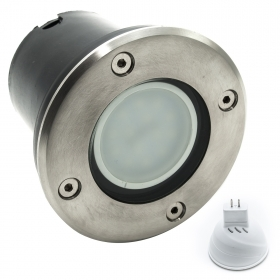 Spotlight recessed marks steps led 7W MR16 low voltage 12V walkable ip65