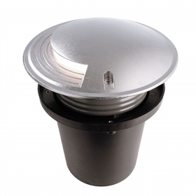 Spotlight floor led 2.4 W recessed grazing light from a window path indicators IP67