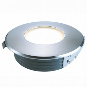 Spotlight floor recessed floor IP67 hole 10cm led diffused light 3000K
