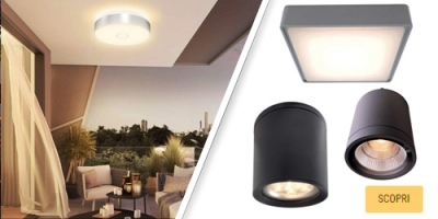Ceiling mounting lamps