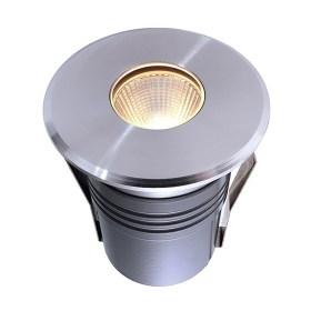 Spotlight floor 24 volts for outdoor IP67 LED COB 6W mark steps light 3000k