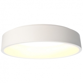 Lamp ceiling diameter 600mm LED power 40w ceiling light slim 2800 lumen 230V