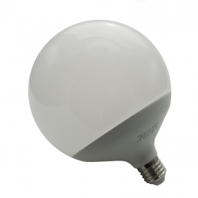 Led lamp globe bulb E27 output power 30w 2700 lumen diffused light 230V