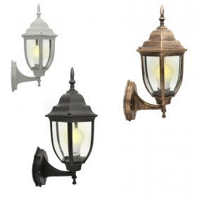 Lantern applique led 10W wall-