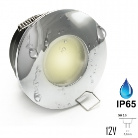 Spotlight led recessed lighting IP65 shower bathroom light Turkish 12V MR16 7W