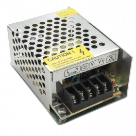 Stabilized power supply 220V to 12V transformer 36W 3A strip lights LED