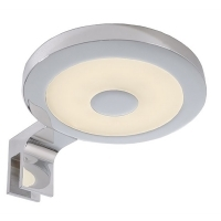 Spotlight wall sconce bathroom mirr