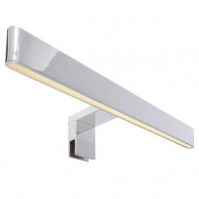 Applique chrome lamp 12V IP44 flush