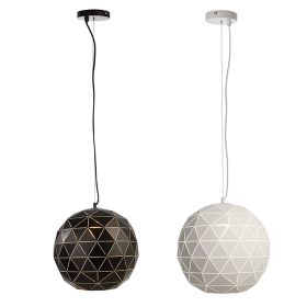 Sphere chandelier pendant lamp