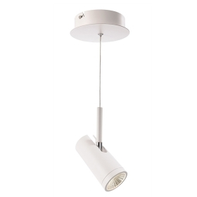 Lamp suspension spotlight spot swivel LED COB 7W pendant light showcase