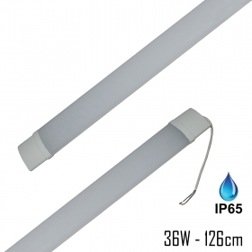 Lamp ceiling light LED 36W ceiling wall sconces outdoor 4000K IP65 120cm