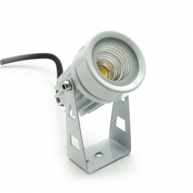 Projector spotlight LED 3.5 W spot light swivel light white garden IP65