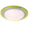 Ceiling lamp ceiling LED diffused light 11W 3000K colour rings 33cm