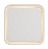 Path indicators LED spotlight COB 4W recessed square 50mm wall light point scales 2700K