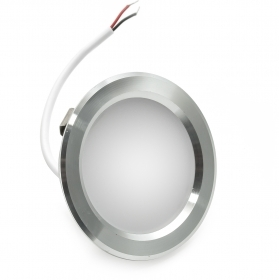 LED spot light slim flush opaq