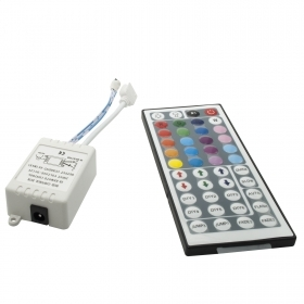 Remote control unit RGB LED st