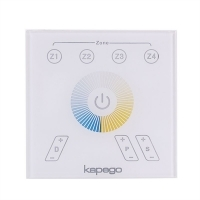 Pannello controller LED touch RF 4