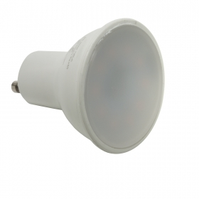 Led lamp GU10 8W power equivalent to 72w 720 lumen light diffused 230v