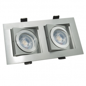 Spotlight rectangular LED 10W