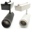 Spotlight LED track rail 30W single-phase spot light 3400lm zoom 15 68 degrees 230V
