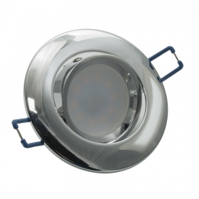 Spotlight, adjustable LED lamp