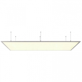 Led panel suspension 1240 x 620mm dimmable 50w lamp ceiling driver DALI