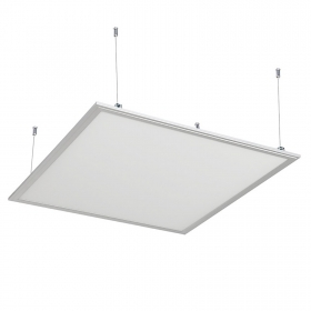 Panel suspension pendant LED 48W lamp 60x60 cm 4500lm square 220V