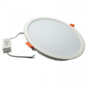 Spotlight LED 24W panel matte colle