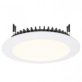 Led spotlight 26w panel slim collection dimmable hole 200mm LED DRIVER DALI 230V