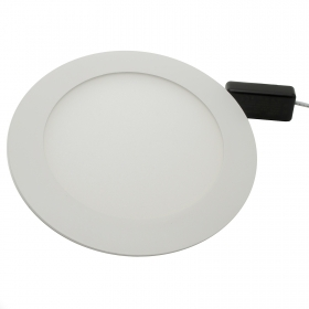 LED spotlight 12W panel ultra slim recessed round diffused light hole 15cm 220V