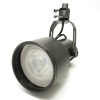 LED spotlight, 12W track rail single phase lamp PAR30 E27 led spot light 220V IP20