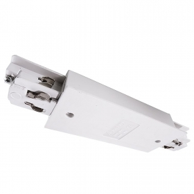 Connector type The for track three-phase recessed lighting system, binary led