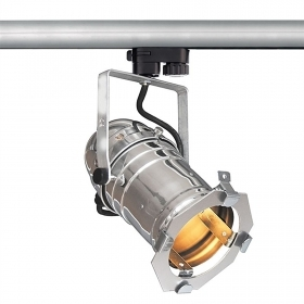 LED spotlight for three-phase
