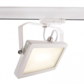 LED spotlight 15W track three-