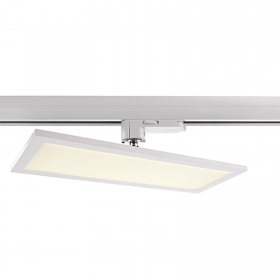 LED spotlight 20W track three-
