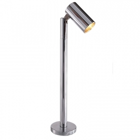 Spotlight adjustable LED 3W bollard metal 9-11.6 V DC spot lights showcase 4000K