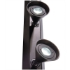 Spotlight 3W double speaker LED adjustable lamps spot lights showcase 6000K 24V
