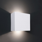 Applique gesso 5W LED light wall lamp wall dual beam 3000K 220V IP20