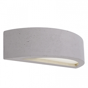 Applique LED modern concrete-w