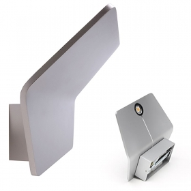 Applique LED lamp wall modern