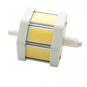Light bulb 3 COB LED R7S 5W 78mm an