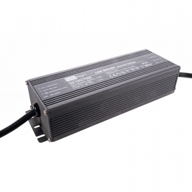 Power supply 75W AC/DC 12V 6.25 A aluminum for LED light 220V IP67
