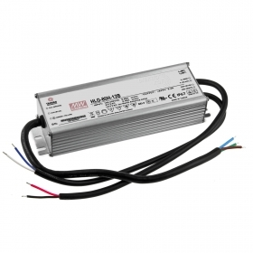 Power supply 60W 12V 5A dimmable 1-10V Mean Well LED lighting HLG-80-12B P67
