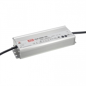 Power supply 320W MeanWell dim