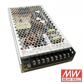 Stabilized power supply professional 200W Mean Well RSP-200-24 24V 8.4 A 220V
