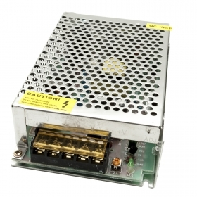 Stabilized power supply 60W transformer for LED trimmer for the adjustment of 24V 2.5 A