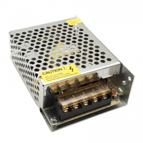 Power supply mini 60W transformer stabilized from 220V to 12Vdc LED lights IP20