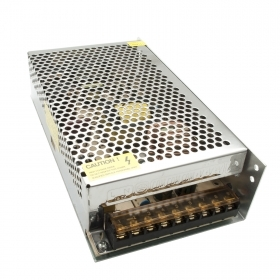 Transformer stabilized 240W power supply 3 outputs for LED 12V 20A IP20 220V