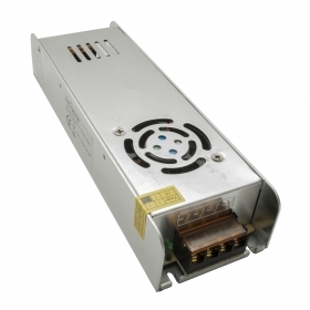 Stabilized power supply slim active 250W fan for LED lights 12V 20.8 220V