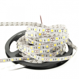 Adhesive strip 5M 300 LED SMD 5050 strip 72W effects of diffuse light 4200lm 12V